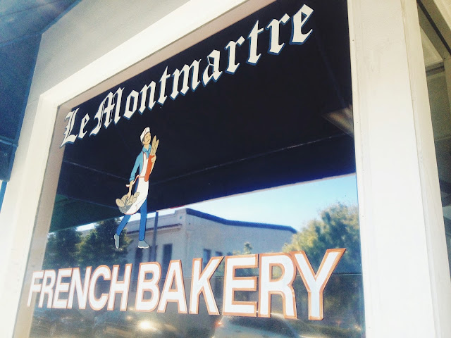 Paris Bakery Cafe in Monterey on Semi-Charmed Kind of Life