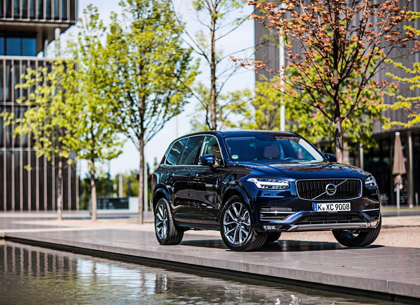 Ρεκόρ πωλήσεων για τη Volvo στην Ελλάδα και το 2015