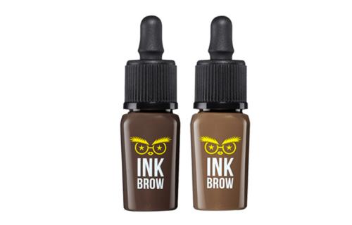 Peripera Wholly Deep Ink Brow
