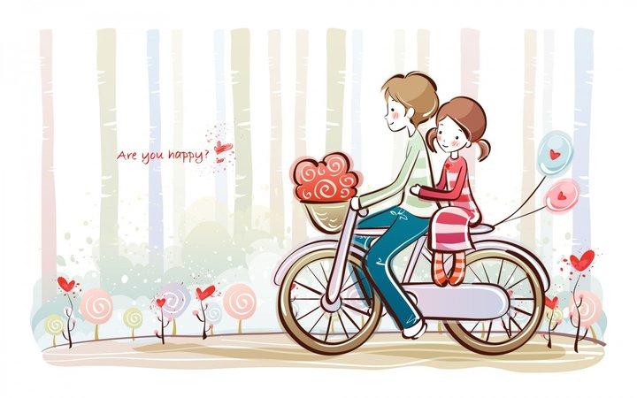 恋你 ,  是与你相伴 ♥