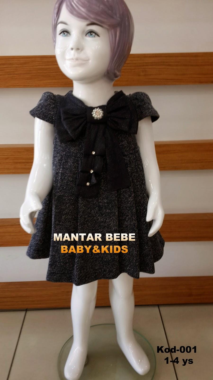 MANTAR BEBE ÇOCUK GİYİM - KOD001