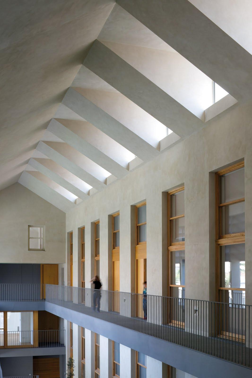Cruz y ortiz lofts en sabadell hic arquitectura - Arquitectos sabadell ...