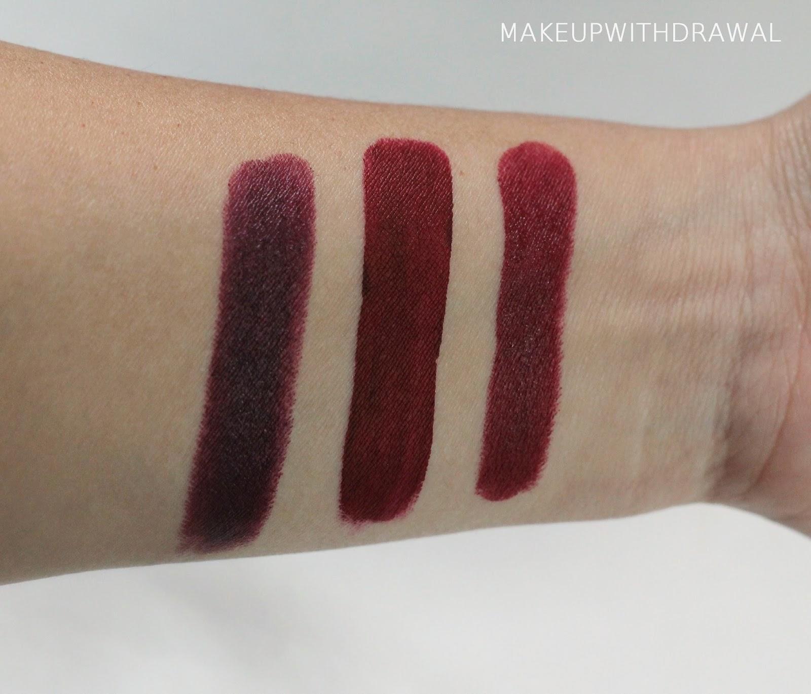 Kat Von D Everlasting Liquid Lipstick in Vampira (Also Hello, it\'s ...