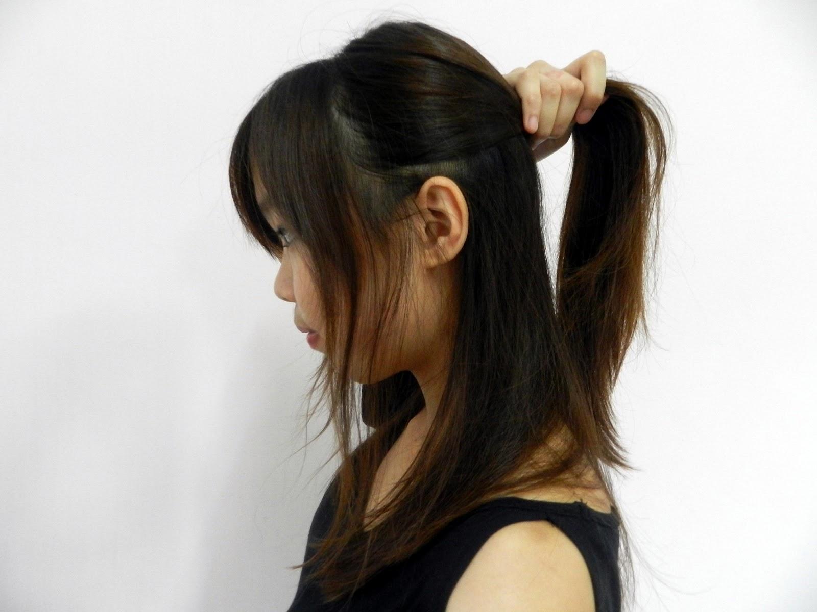 xixi ze violinist ♥: Hair Tutorial: Korean Bun! :)