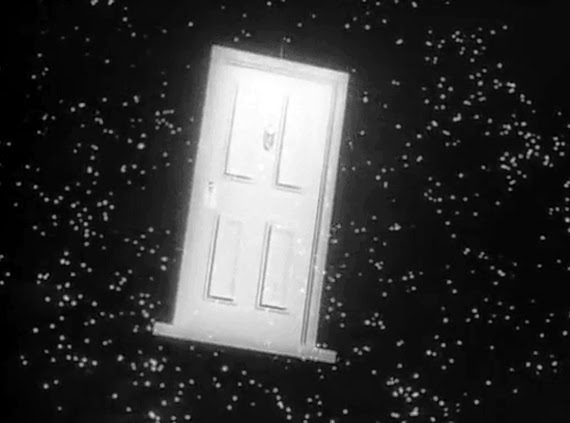 Twilight Zone Door