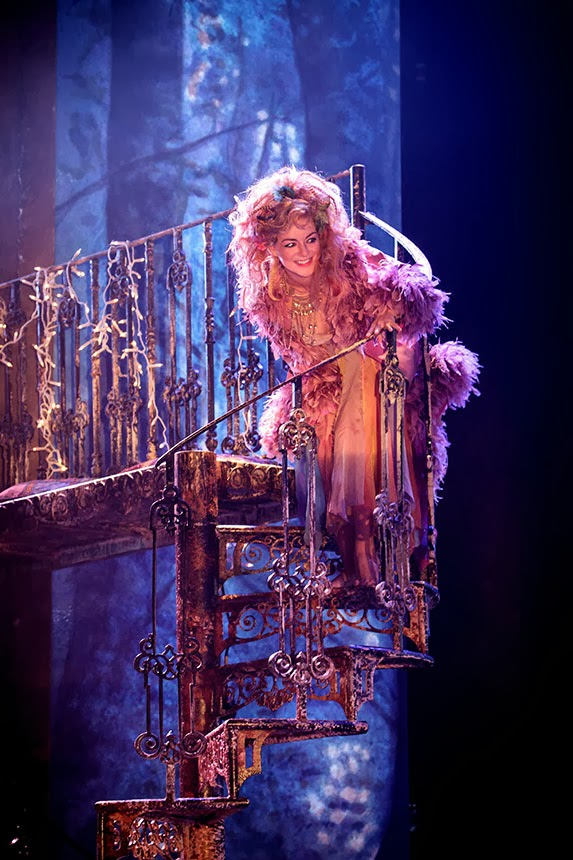 a review of the movie a midsummer nights dream