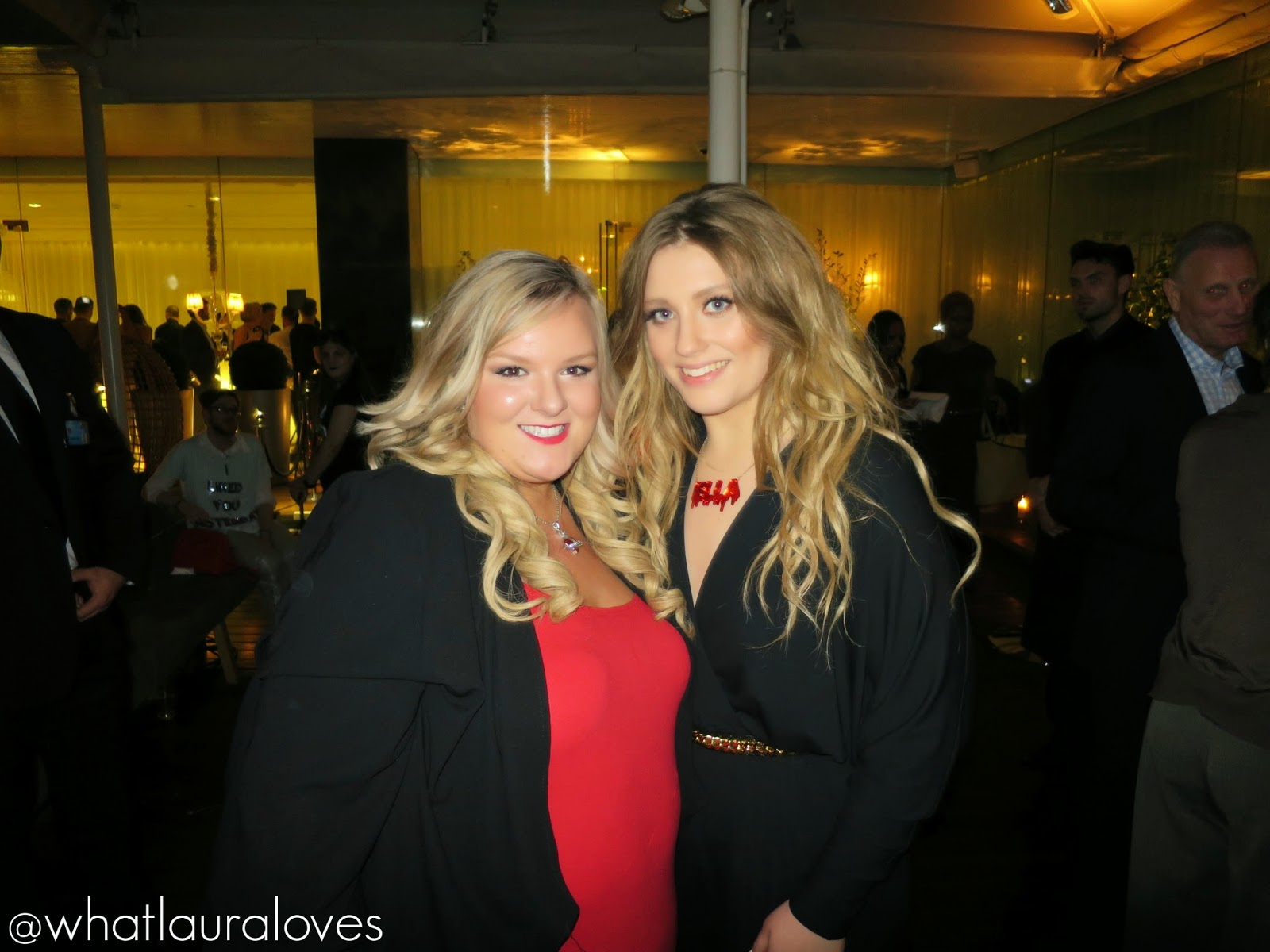 Ella Henderson ambassador for Batiste Dry Shampoo with Laura Ferry WhatLauraLoves