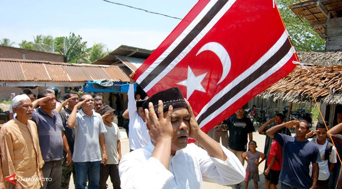 Mendagri RI : Qanun Bendera Aceh Melanggar Syariat Islam