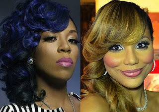 Rhymes With Snitch | C...K Michelle And Toya Beef