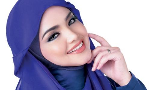 Permohonan maaf Mak cik kata Siti Nurhaliza keguguran kerana muzik