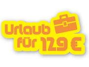 Sunparks 129 Euro Angebot
