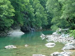 5 besar sungai terbersih di dunia