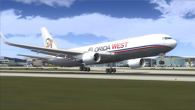 [FS9] FLORIDA WEST 767-300 Fs9+2011-02-12+18-40-20-43