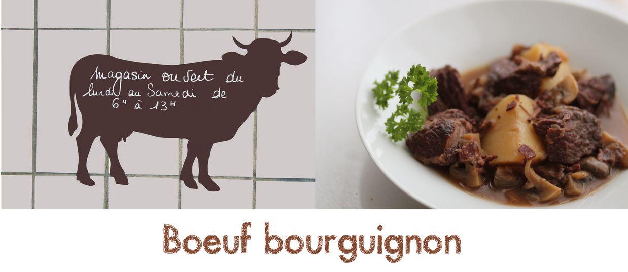 le journal culinaire d 39 une gourmande boeuf bourguignon. Black Bedroom Furniture Sets. Home Design Ideas