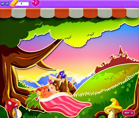 candy crush saga dreamworld 651-665