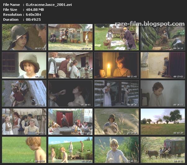 O ztracené lásce (2001) Download