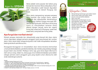 Stefia Natural Sweetener