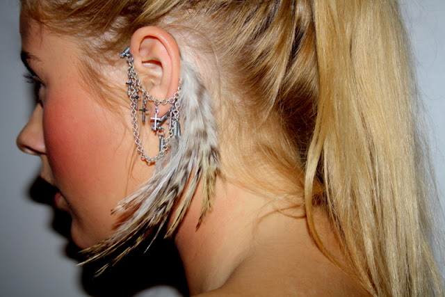 ear cuff, jewelry