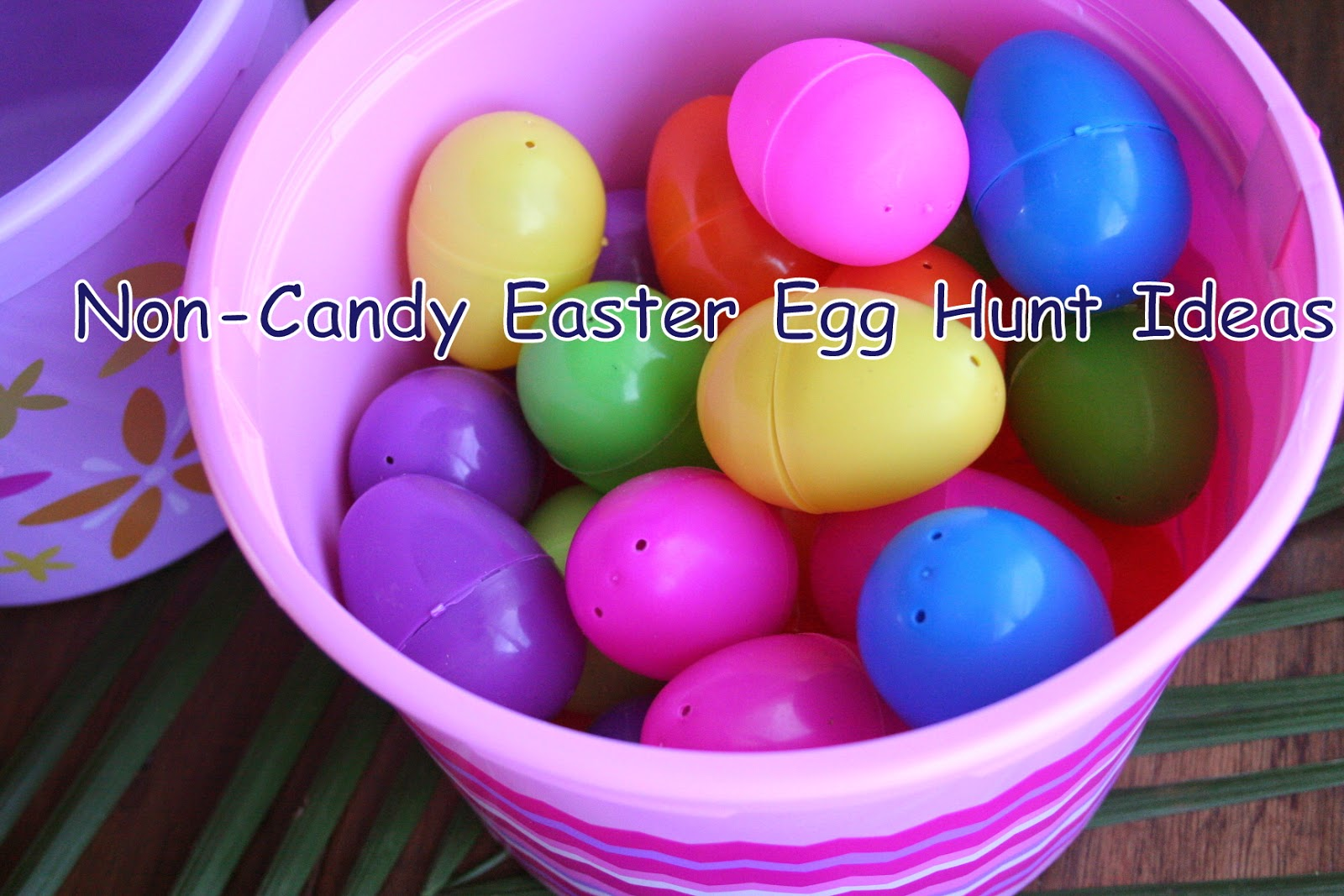 The healthy happy wife easter egg hunt ideas without candy negle Images