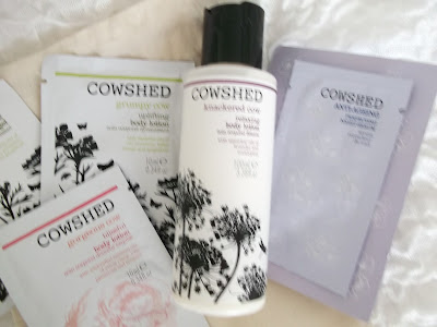 Cowshed product review, www.thelavenderbarn.blogspot.co.uk