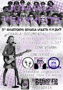 3 Aniversario Brigada Violeta