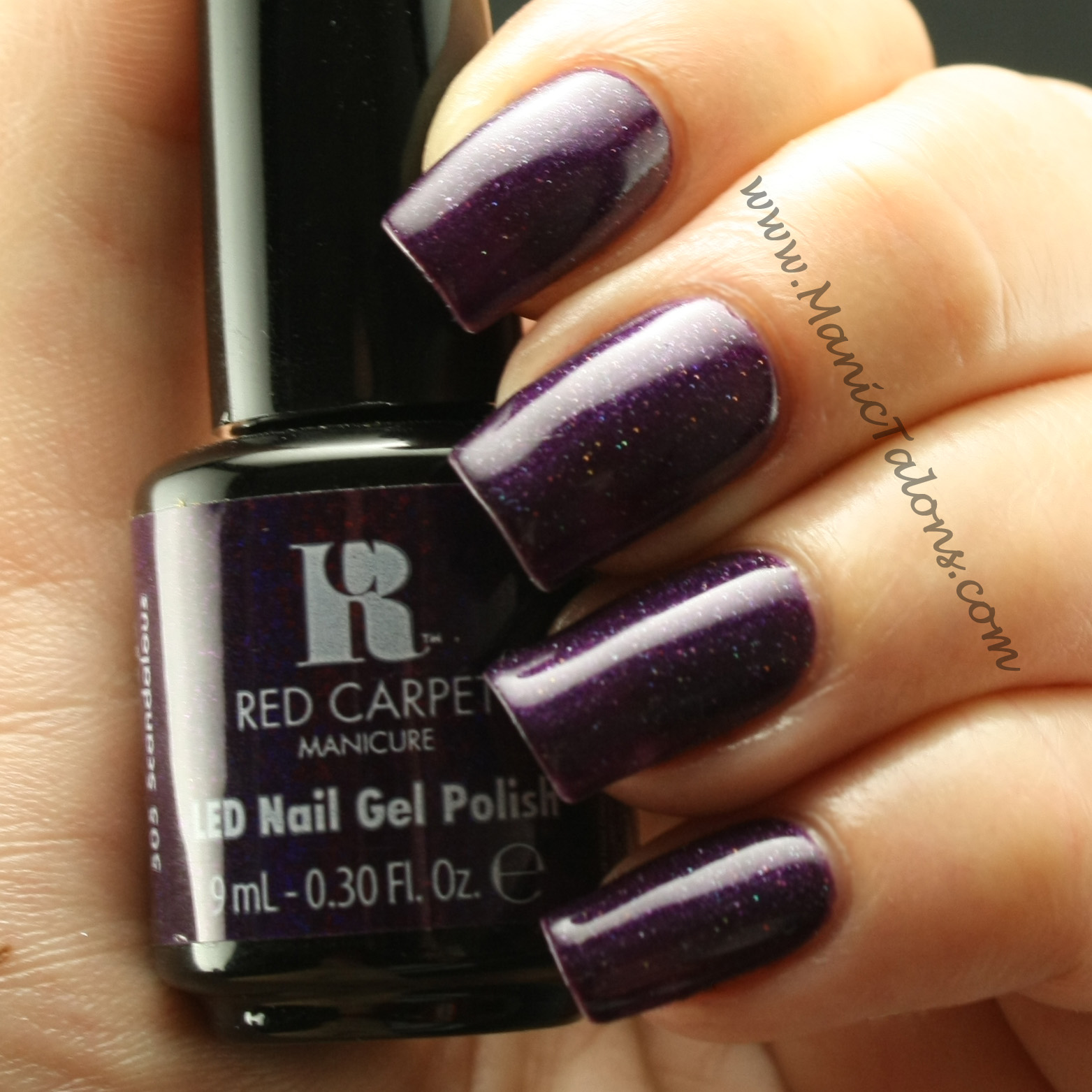 Manic Talons Nail Design: Gorgeous Glittery Finishes from Red Carpet ...