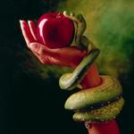 A serpente do Éden