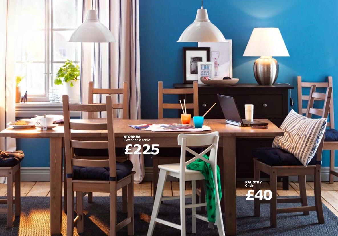Inspiring interior design ideas with ikea furniture - Ikea muebles de comedor ...