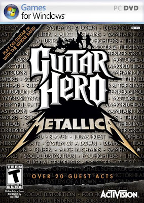 Free Download Guitar Hero Metallica PC Game Full Version