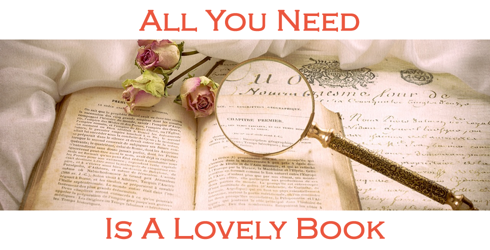 All You Need Is A Lovely Book
