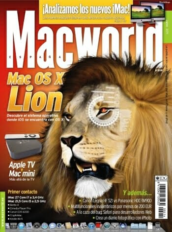 Revista: Macworld [España] - Junio 2011 [43.86 MB | PDF]