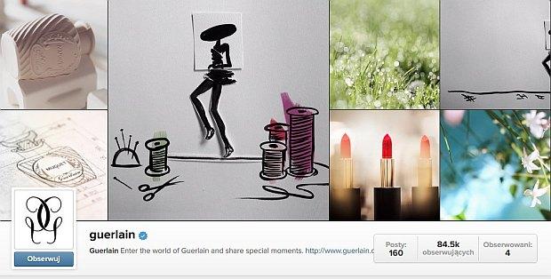 Instagram Guerlain