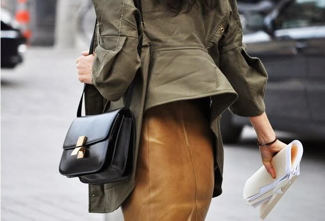 Celine Box Bag | Nouvelle Chic