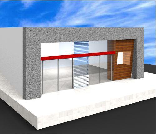 Auben estudio de arquitectura y constructora local for Local arquitectura