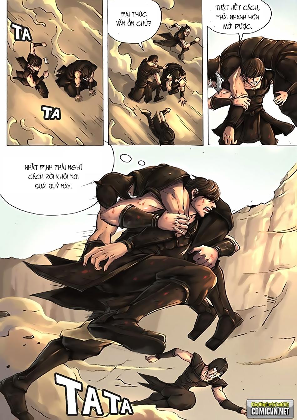 Đường Dần tại Dị Giới trang 12