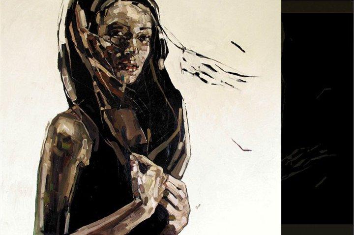 Anna Bocek 1973 | Polish painter