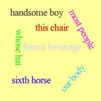 kata sifat bahasa Inggris, adjective, grammar bahasa Inggris
