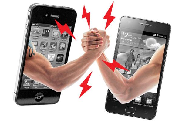 WSJ: Apple Tempel Ketat Samsung
