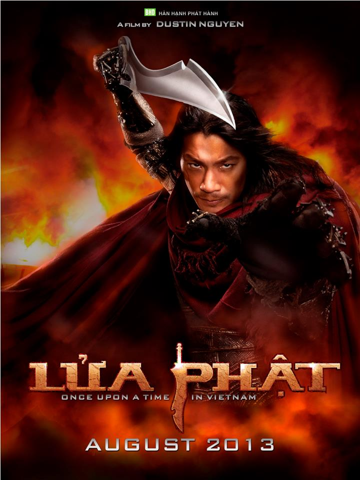 xem phim Lửa Phật - Once Upon A Time In Vietnam  full hd vietsub online poster