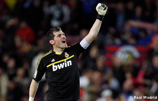"""Casillas: """"Tenemos un equipo espectacular, esperamos conseguir la Undécima"""""""