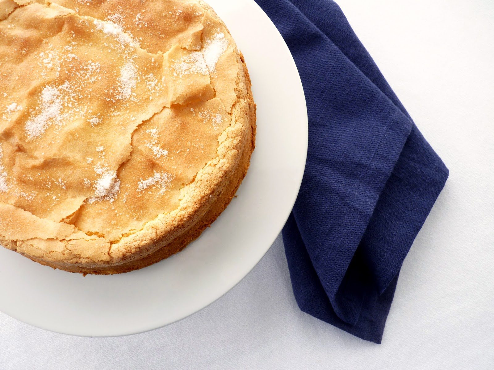 :pastry studio: Lemon Olive Oil Cake