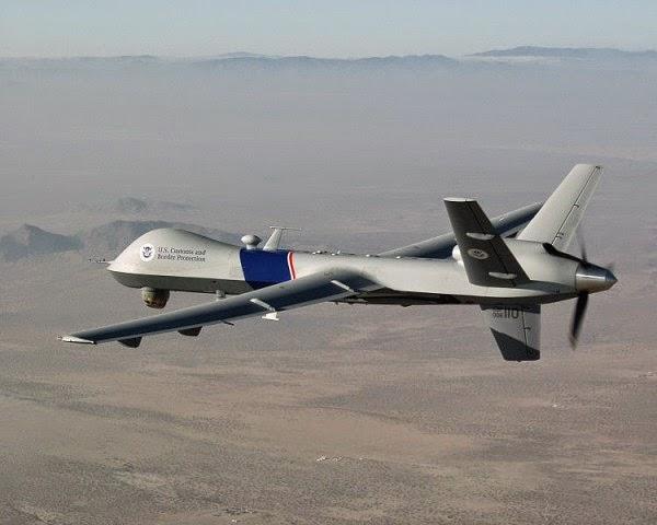 Drones: uso militar