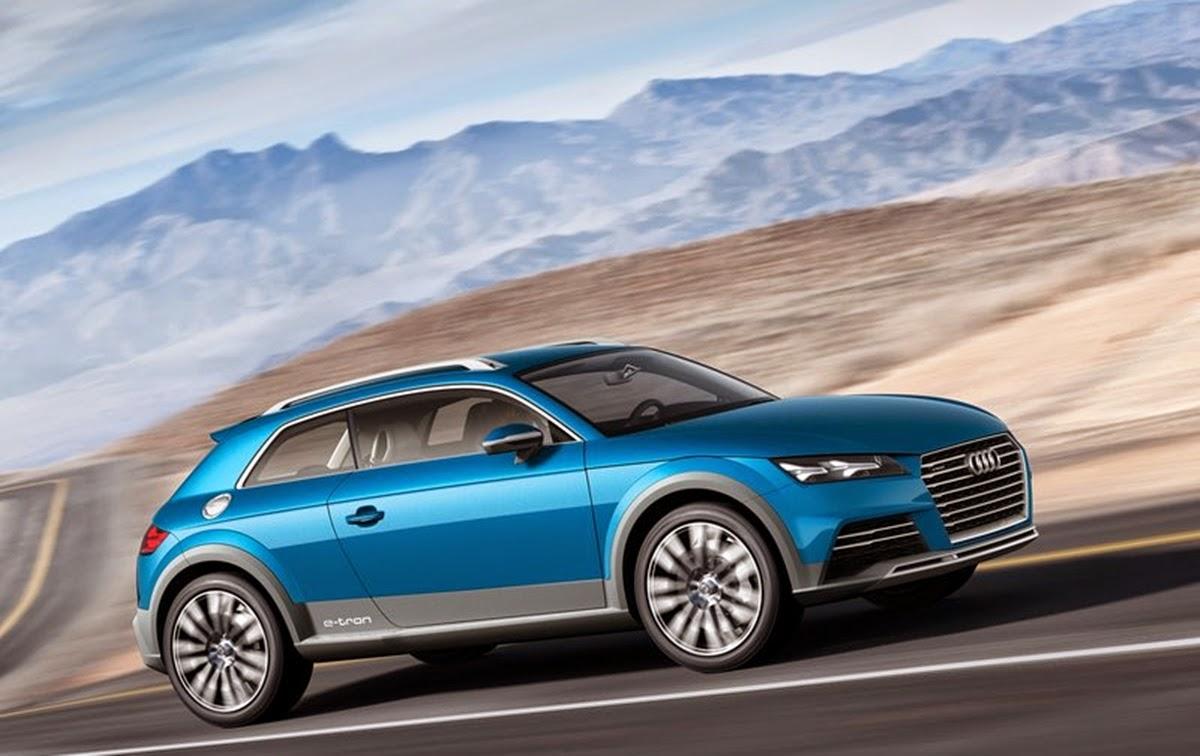 Carro - Audi Allroad Shooting Brake Concept (2014)