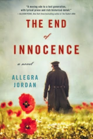 Giveway - The End of Innocence by Allegra Jordan