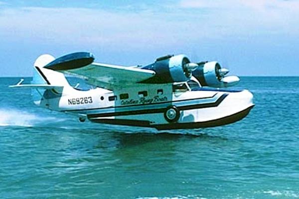 Pesawat Amphibi