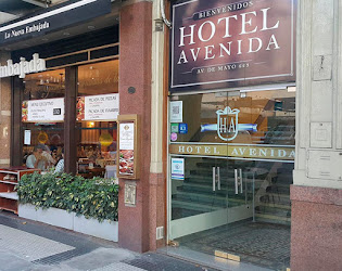 HOTEL AVENIDA BUENOS AIRES