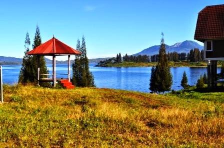 Danau Kembar : Tempat wisata di Sumbar yang fantastis
