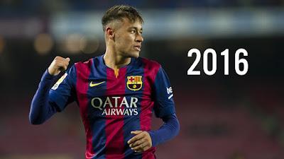 2016 Nanti, Neymar Ingin Sapu Bersih Semua Gelar