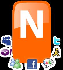 تحميل برنامج نيم باز Nimbuzz 2015 للموبايل مجانا