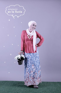 model hijab Igo Cantik anak
